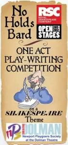 No Holds Bard Play-Writing Competition